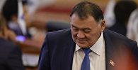 ЖК депутаты Камчыбек Жолдошбаевдин архивдик сүрөтү
