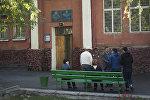 Суд над членом Народного парламента Бекболотом Тадгарбековым