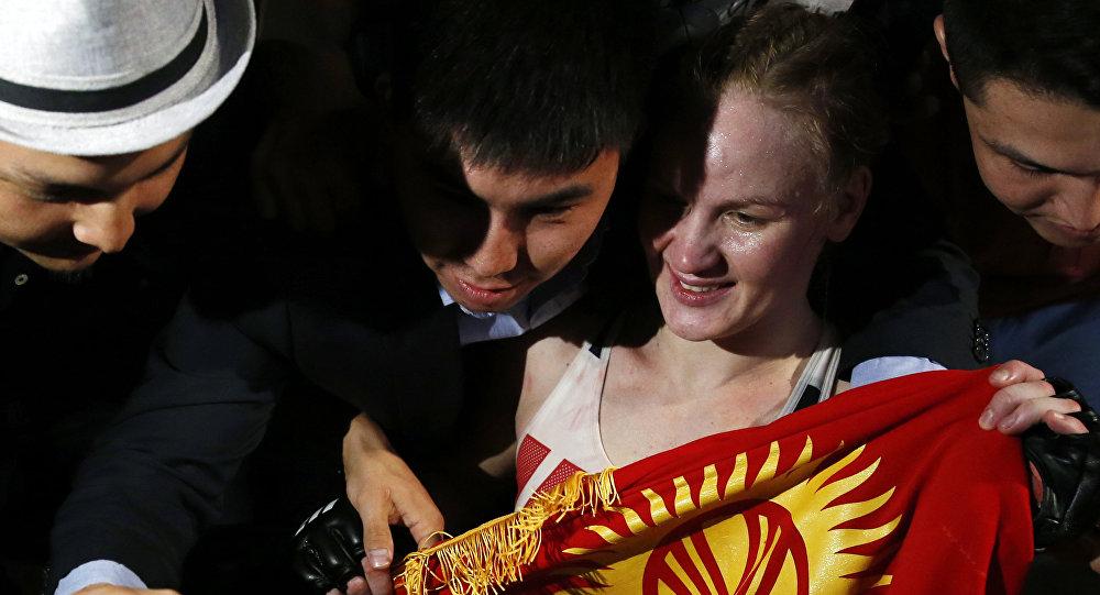 Нуньес одолела  россиянку Шевченко вUFC