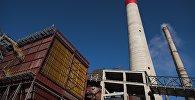 ТЭЦ Бишкек. Архивдик сүрөт