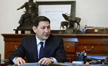 Экс-председатель Государственного комитета национальной безопасности Абдил Сегизбаев. Архивное фото