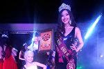Кыргызстанская модель и телеведущую Айжамал Осмонова, провозглашенная принцессой Азии на прошедшем престижном конкурсе красоты Принцесса мира — 2016 (Princess of the Globe — 2016)