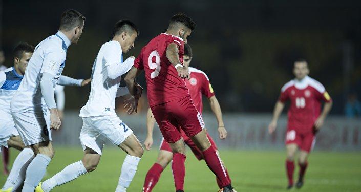 Кыргызстан проведет товарищеский матч пофутболу против Туркменистана
