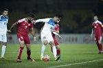 Товарищеский матч по футболу между сборными Кыргызстана и Ливана