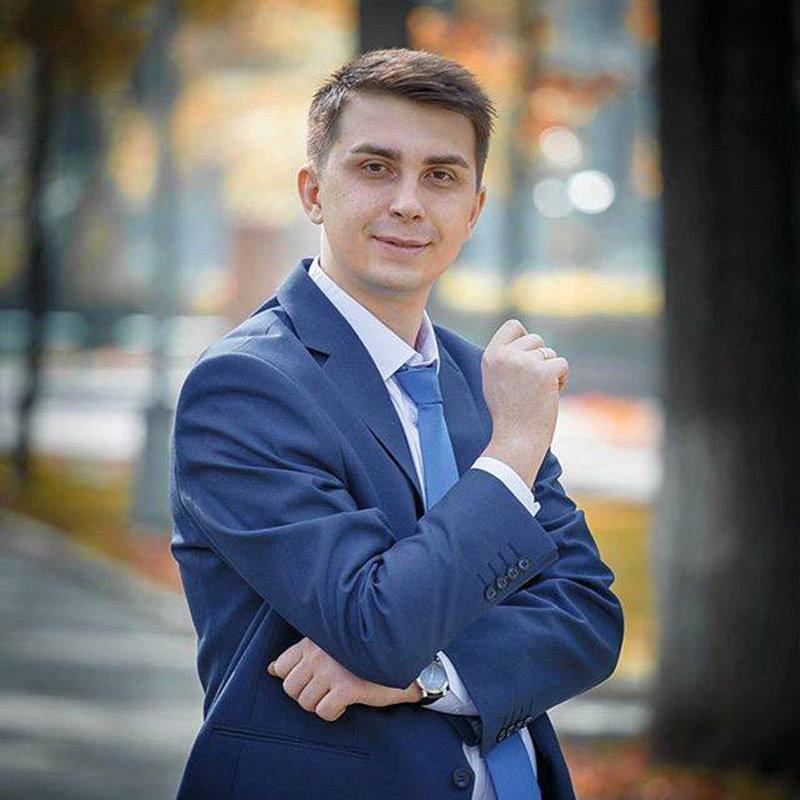 Колумнист и политолог Денис Бердаков. Архивное фото