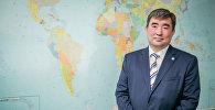 Директор агентства гражданской авиации КР Эрмек Омуралиев