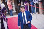 Ата Мекен фракциясынын депутаты Алмамбет Шыкмаматовдун архивдик сүрөтү