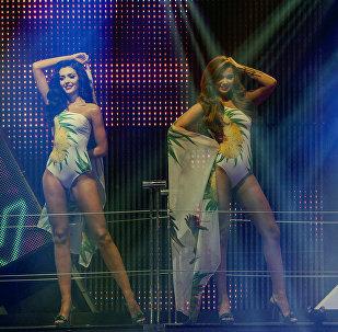 Конкурс Мисс Венесуэла в Каракасе