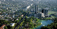 Панорама города Ташкент