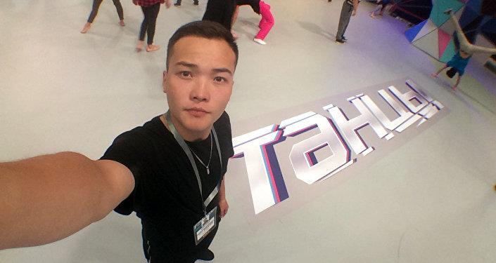 Выступивший на телешоу Танцы на канале ТНТ кыргызстанский танцор Темирлан Назарбеков