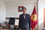 Архивное фото исполнительного директора Ассоциации нефтетрейдеров КР Улана Кулова
