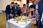 Школьное питание в Бишкеке