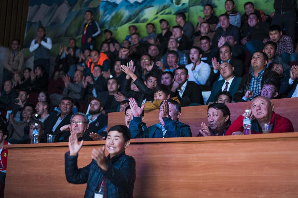 Турнир, посвященный открытию Федерации ММА в Кыргызстане