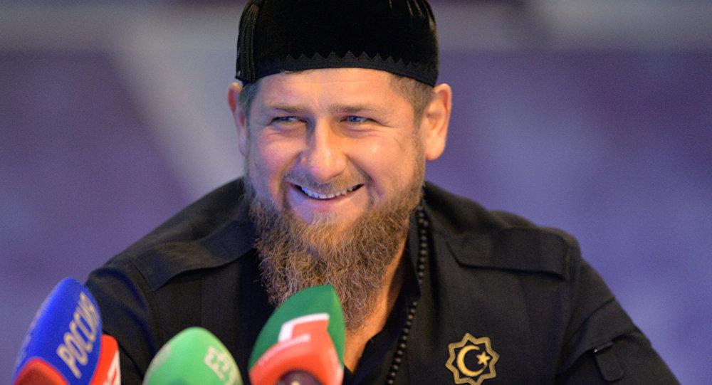Архивное фото президента Чечни Рамзана Кадырова