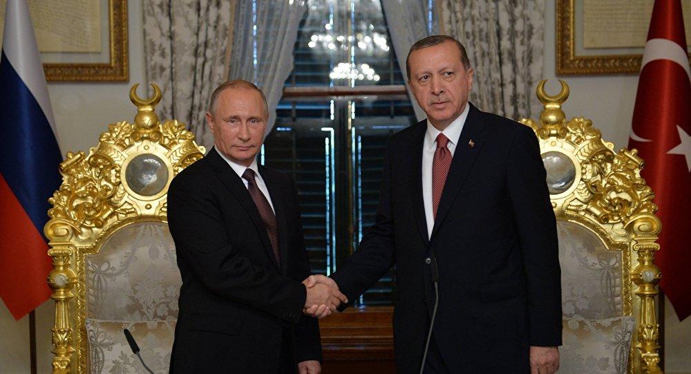 Путин прилетел вТурцию впервый раз после инцидента сосбитым Су