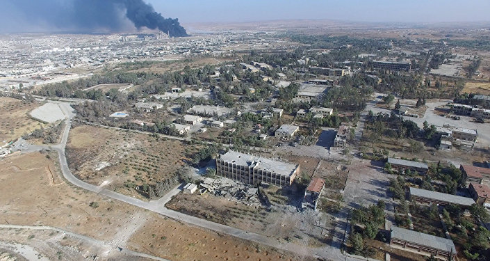 Запах 3-й мировой летает ввоздухе— Асад
