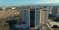 Гостиница Ак-Кеме в Бишкеке. Архивное фото