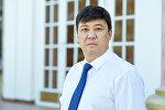 Өнүгүү — Прогресс партиясынын лидери Бакыт Төрөбаевдин архивдик сүрөтү