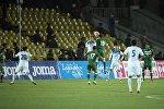 Кыргыз футболчулары түркмөн оюнчуларын 1:0 эсебинде утуп алды.