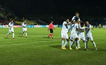 Товарищеский матч между сборными Кыргызстана и Туркменистана по футболу