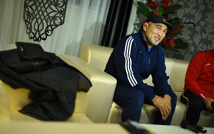 Ардагерлер арасында эки алтын медалды багындырган спортчу Чынарбек Изабеков