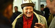 Председатель Государственной службы исполнения наказания КР Мелис Турганбаев. Архивное фото