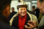 Мурдагы ички иштер министри, азыркы Жазаларды аткаруу мамлекеттик кызматынын жетекчиси Мелис Турганбаев. Архивдик сүрөт