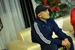 Кыргызстандык ардагер балбан Чынарбек Изабеков. Архив