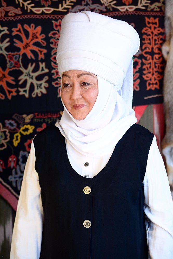 Сайрагүл Сыдыкбекова, ашпозчу