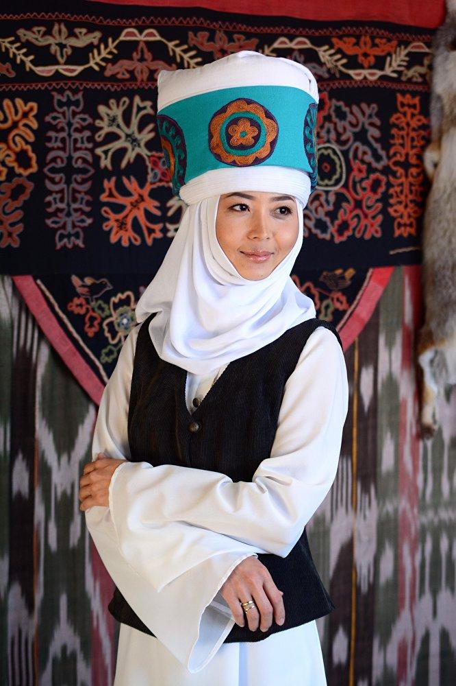 Анара Акылбек кызы, визажист