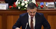 КСДПчы депутат Төрөбай Зулпукаровдун архивдик сүрөтү