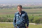 ИИМдин маалымат кызматынын өкүлү Эрнис Осмонбаев