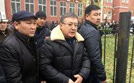Бывший спикер парламента Кыргызстана Ахматбек Кельдибеков. Архивное фото