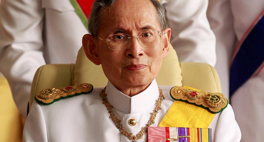Скончался самый долгоправящий монарх вистории Таиланда