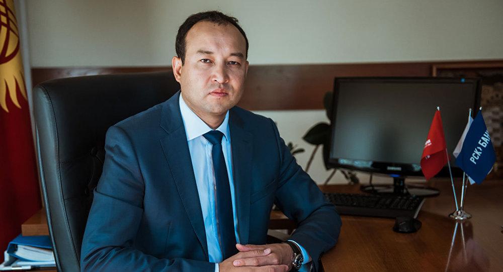 Председатель Правления ОАО РСК Банк Оморкулов Азизбек Пазылбаевич