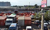 Бишкектеги Дыйкан базары. Архив