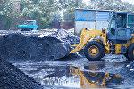 Уголь для раздачи малоимущим горожанам Бишкека