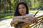 Пресс-секретарь ОАО Бишкектеплосеть Канышай Дуйшенбекова