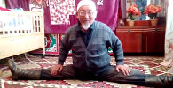 Сидящий на шпагате как Ван Дамм 71-летний аксакал рассказал свой секрет