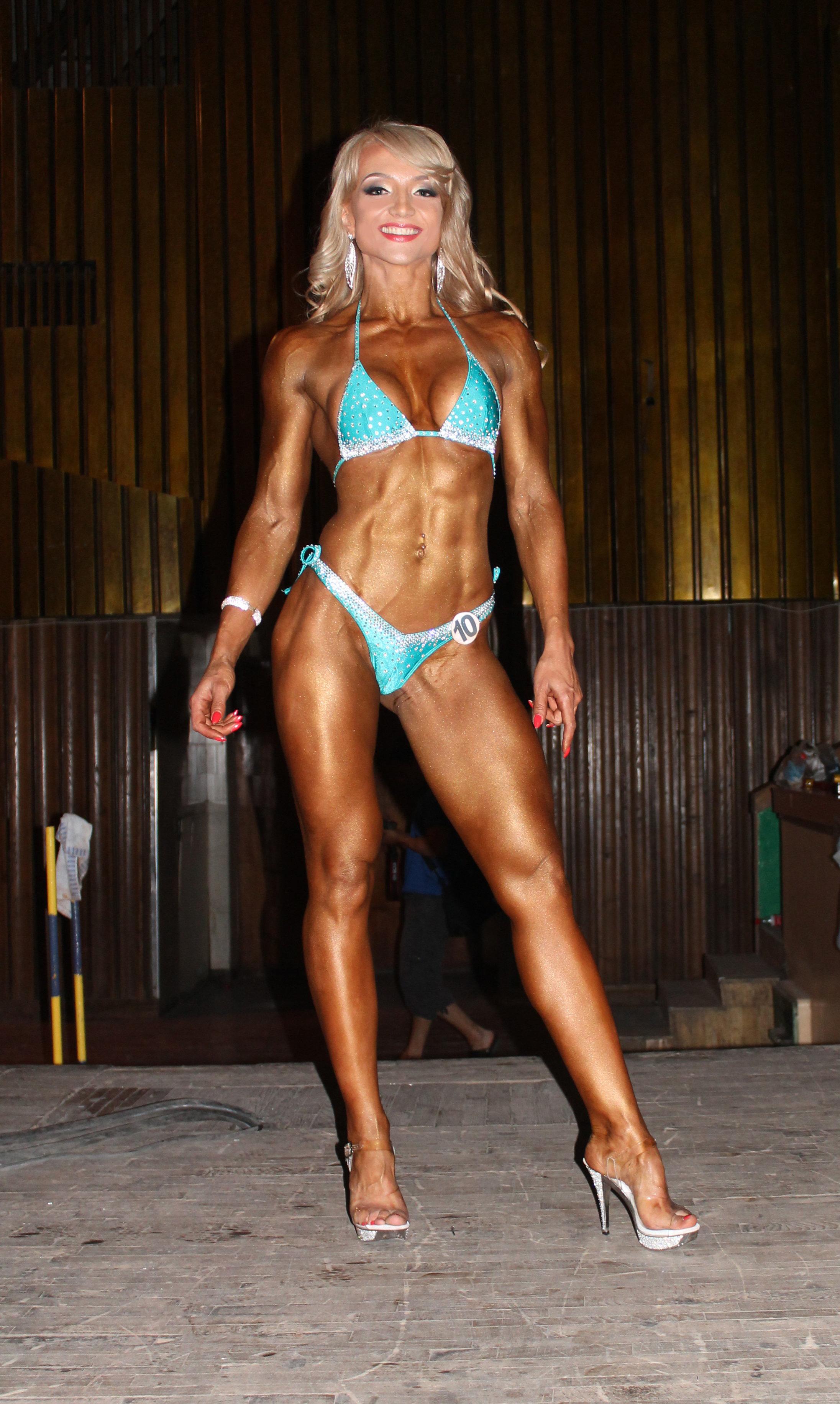 Бразильская тренировка: жопы чемпионок фото 683-206