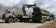 Несение боевого дежурства зенитными ракетными дивизионами Минобороны