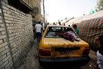 Багдадда шиттер сыйынып жаткан учурда жан кечти жардыруу уюштуруп, 17 киши каза тапты.