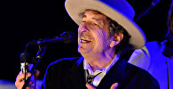 Архивное фото музыканта Боба Дилана