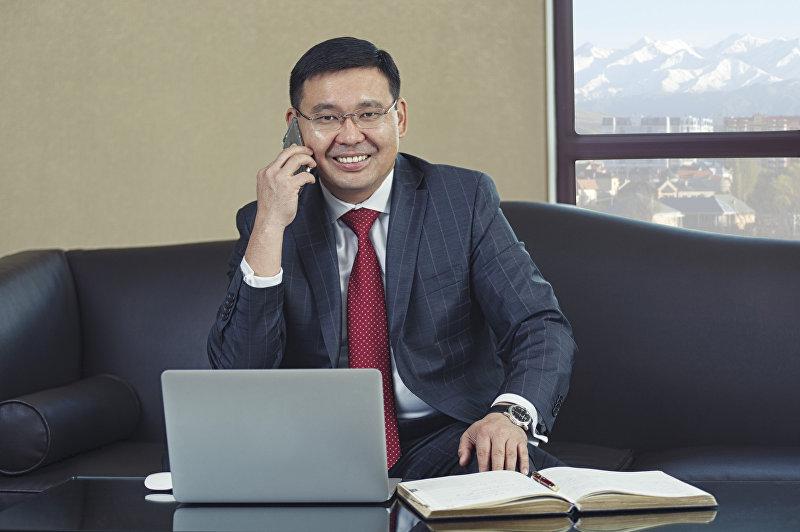 Генеральный директор компании MegaCom (ЗАО Альфа Телеком) Азат Базаркулов