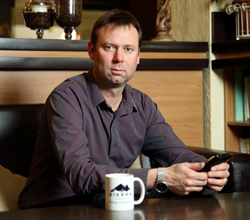 Основатель сети кофеен Sierra Брэд Бреннеман