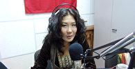 Кыргызстандык белгилүү ырчы Каныкейдин архивдик сүрөтү