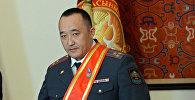 Ички иштер министринин орун басары Данияр Абдыкаровдун архивдик сүрөтү