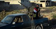 Архивное фото бойцы сирийской армии