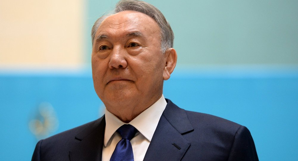 Международный аэропорт Астаны переименовали вчесть Назарбаева