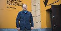 Экс-министр Мелис Турганбаевдин архивдик сүрөтү